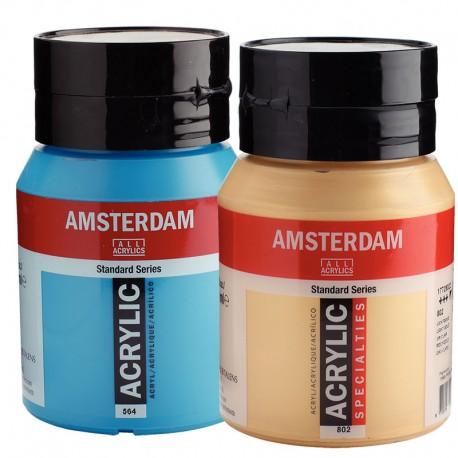 Amsterdam akril 500ml klasične in specialne