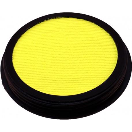 Barva za obraz Neon rumena 12ml