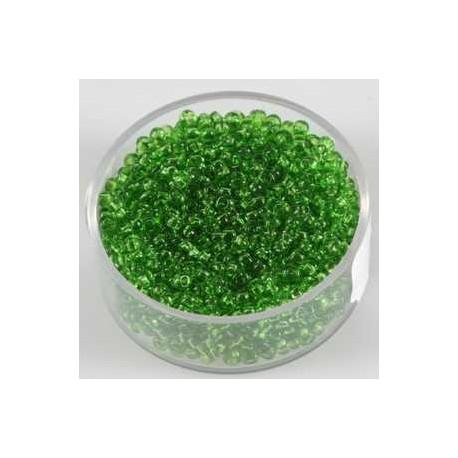Prosojne, sv. zelene, 2,6mm, 17g.