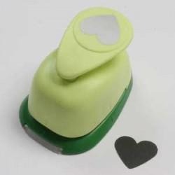 Luknjač Srce srednji ca 25mm