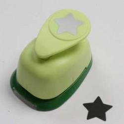 Luknjač Zvezda srednji ca 25mm