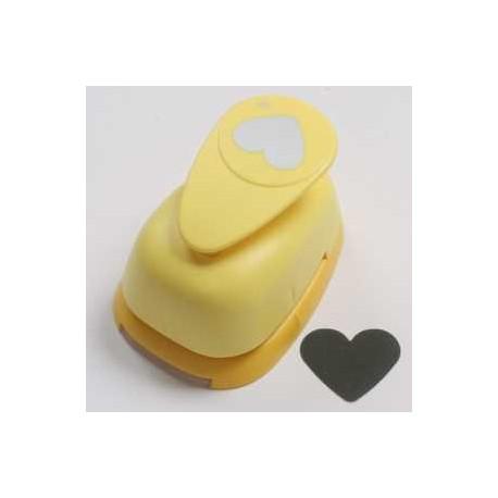 Luknjač Srce velik 38mm