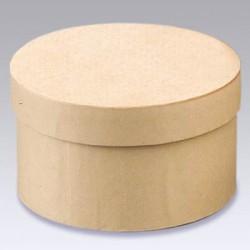 Kartonska šatulja okrogla 17,2 x 10cm
