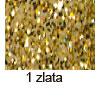 Bleščice 25g. Zlate (art. JE50001)