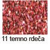 Bleščice 25g. Rdeče (art. JE50011)