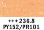 Van Gogh oljni pastel št. 236.8 Light orange (art. 95862368)