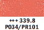 Van Gogh oljni pastel št. 339.8 Light oxide red (art. 95863398)