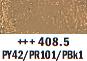 Van Gogh oljni pastel št. 408.5 Raw umber (art. 95864085)