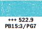 Van Gogh oljni pastel št. 522.9 Turquoise blue (art. 95865229)