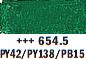 Van Gogh oljni pastel št. 654.5 Fir green (art. 95866545)