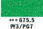 Van Gogh oljni pastel št. 675.5 Phthalo green (art. 95866755)