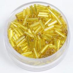 Palčke 6mm sr. sredica rumene 17g.