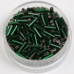 Palčke 6mm sr. sredica t. zelene 17g.