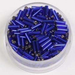 Palčke 6mm sr. sredica te. modre 17g.