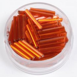 Palčke 2mm sr. sredica oranžne 17g.