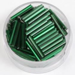 Palčke 15mm sr. sredica t. zelene 17g.