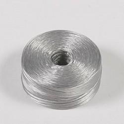 Najlonska vrvica 52m, siva