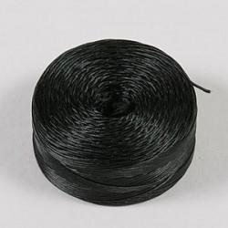 Najlonska vrvica 52m, črna