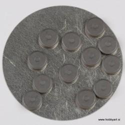 Magnetki 12mm x 2mm, 12 kosov