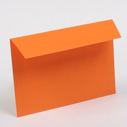 Kuverta 112 x 115mm, Oranžna 5 kosov