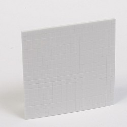 3D lepilne tablice 100x100x3mm (5x5mm), bele