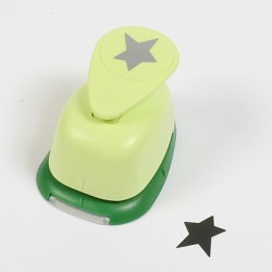 Luknjač Nepravilna Zvezda srednji ca 25mm
