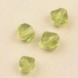 svetlo zelene 6 mm
