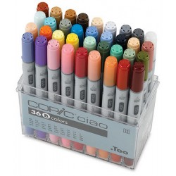 Copic CIAO set 36 B