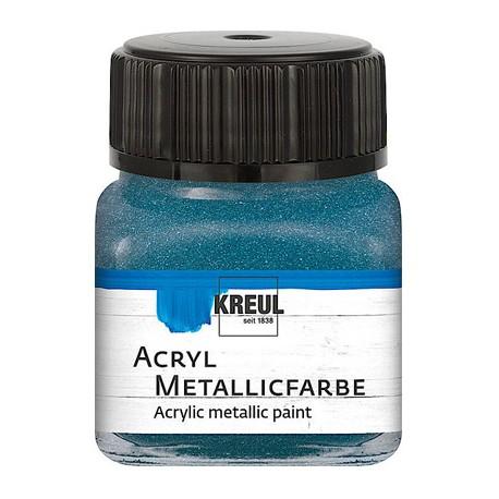 Kreul Akrilna metalna barva 20ml