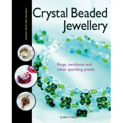 "Knjiga ""Crystal beaded Jewellery"""