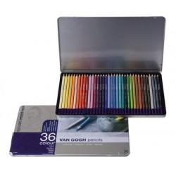 Van Gogh slikarske barvice set 36