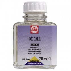 Ox gall za akvarel in tempero 75ml