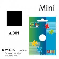 Luknjač Kvadrat mini cca 0,95cm