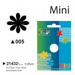 Luknjač Marjetica mini cca 0,95cm