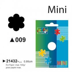Luknjač Roža mini cca 0,95cm