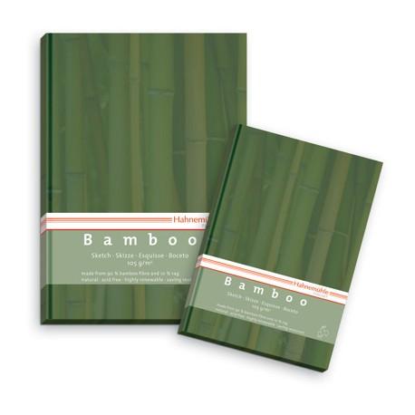 Bamboo skicirka trde platnice 105g. 64 listov