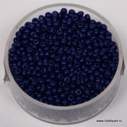 neprosojne modre 2,6mm, 17g.