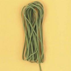 Velur vrvica 3mm x 5m, zelena