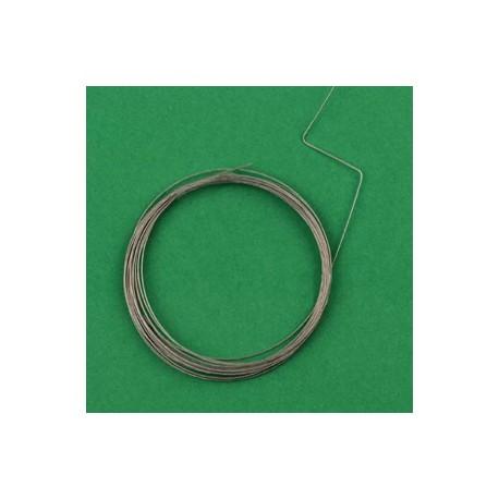 Najlonska žica, 0,45mm x 4m, srebrna