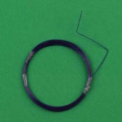 Najlonska žica, 0,45mm x 4m, modra
