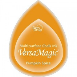 Versa Magic blazinica solza 24 x 38mm, Pumpkin spice