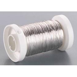 Žica za oblikovanje posrebrena 0,25mm, 50m