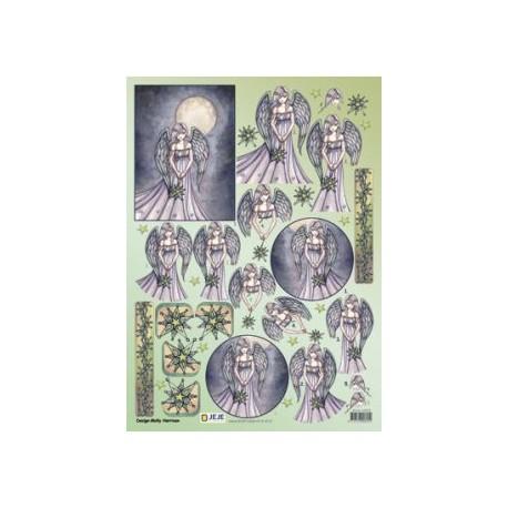 Papir A4 Fantazijske Vile