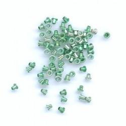 Zakovice 1,1mm, Zelene, 75 kosov