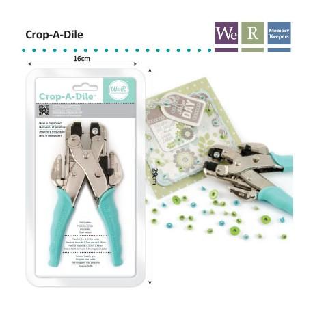Crop a Dile orodje za zakovice