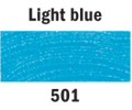 Šolska tempera Talens 1000ml, 501 Svetlo modra (art. 36715010)
