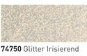 Šablonska barva za steklo 50ml, Svetleče bleščice (art. K74750)