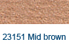 LanaColours pastel papir 21 x 29,7cm A4, 151 Mid brown (art. L23151)