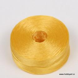 Najlonska vrvica 52m, rumena