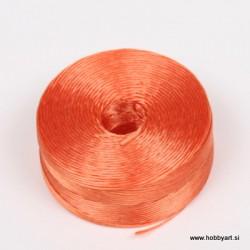 Najlonska vrvica 52m, oranžna